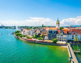 Kurzurlaub Bodensee