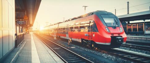 Zugticket Trelleborg - Malmö und zurück