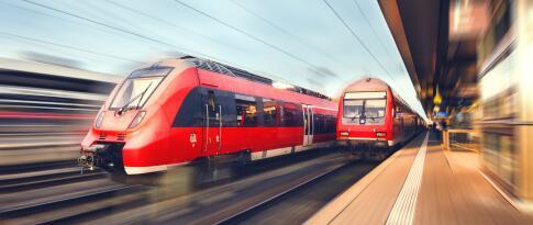 Zugticket Malmö – Kopenhagen und zurück