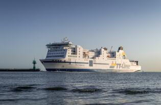 Mit der Fähre von Travemünde nach Trelleborg und zurück