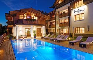 Boutique Hotel Das Rivus