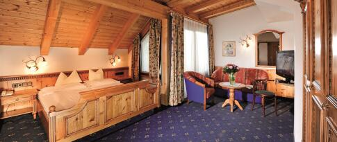 Doppelzimmer Deluxe - Fürstenhaus