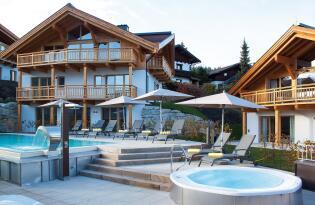 Erleben Sie pure Gelassenheit umgeben von der Tiroler Natur
