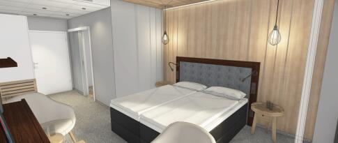 Komfort Plus / Superior Doppelzimmer