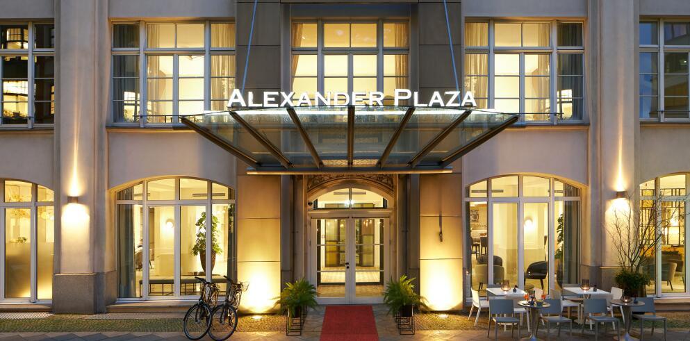 Hotel Alexander Plaza 67407