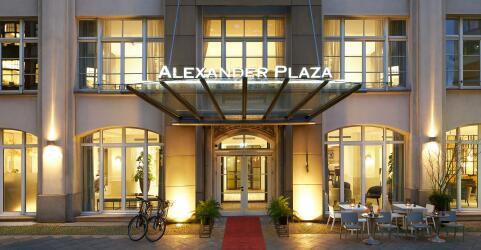Hotel Alexander Plaza