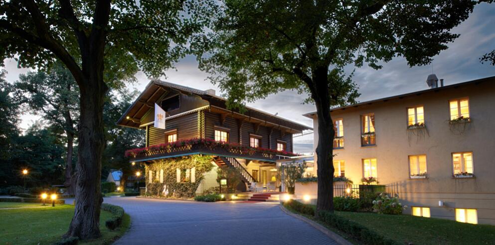 Relais & Châteaux Hotel Bayrisches Haus 6742