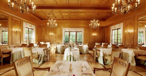 Relais & Châteaux Hotel Bayrisches Haus 2