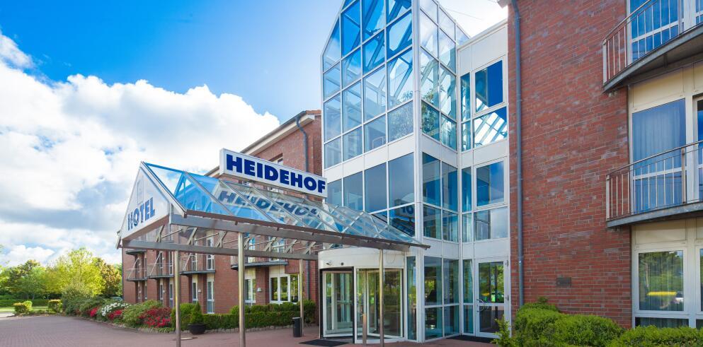 Hotel Heidehof 67498