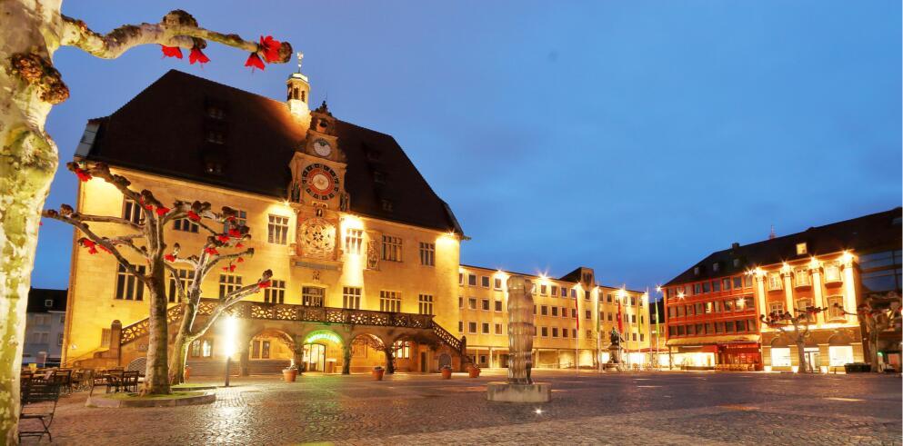 HARBR. hotel Heilbronn 67663
