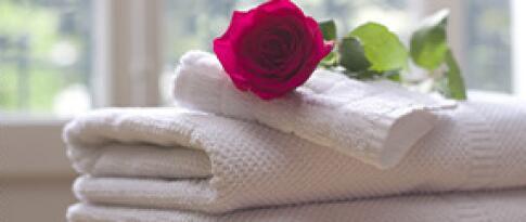 Erstaustattung Bettwäsche, Handtücher und Geschirrtücher