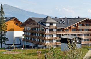 Einzigartige Bergerlebnisse im eigenen Apartment in Österreich