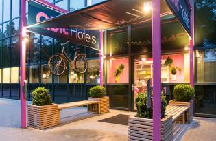 Ontspannen stedentrip in modern stadshotel in Amsterdam
