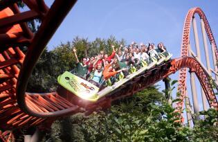 Ausgelassener Freizeitpark-Spaß für Groß und Klein in der Pfalz