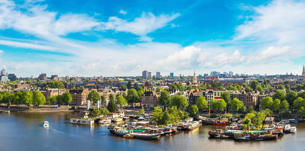 Holiday Inn Express Amsterdam – Motorkade 68102