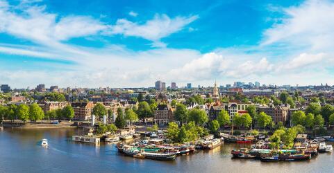 Holiday Inn Express Amsterdam – Motorkade
