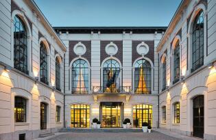 4* Van der Valk Sélys Hotel & Spa