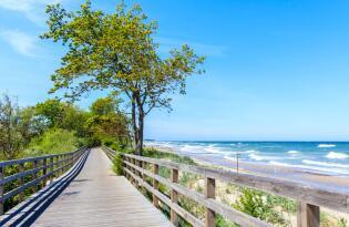 Entspannung pur an der polnischen Ostsee