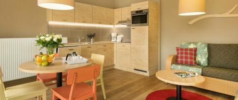 Comfort Ferienhaus für bis zu 4 Personen (1401)