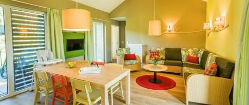 Comfort Ferienhaus für bis zu 6 Personen (1402)