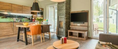 VIP Ferienhaus für bis zu 4 Personen (1422)