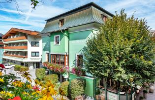 4* Hotel Grüner Baum Zell am See