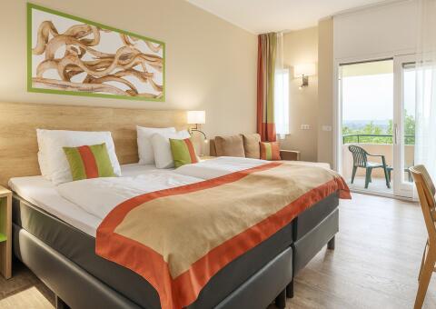 Premium Hotelzimmer für 2 Personen © Ton Hurks