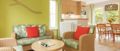 Comfort Ferienhaus für bis zu 4 Personen