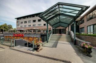 Hotel De Druiventros + Efteling