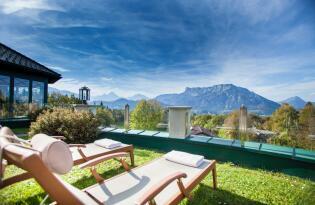Einmaliges Panorama & besonderes Ambiente in den Österreichischen Alpen