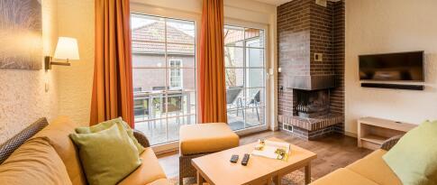 Premium Ferienhaus für bis zu 4 Personen (403)