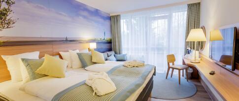 Hotelzimmer für bis zu 2 Personen (407)