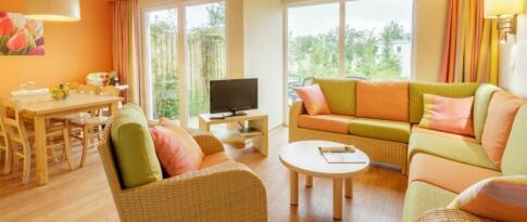 Comfort Ferienhaus für bis zu 6 Personen (610)