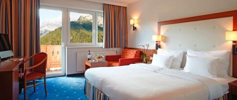 Alpenrock Komfort / Superior Doppelzimmer