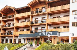 4* Hotel Post Krimml