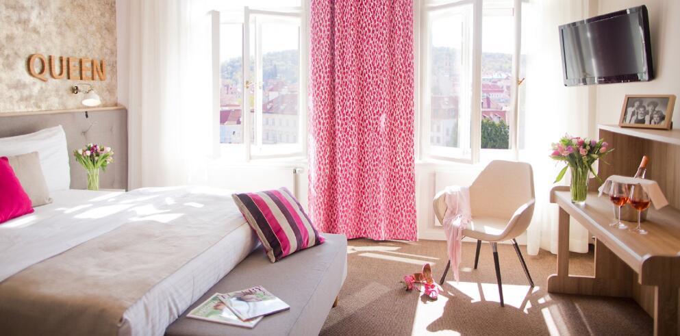 Hotel Klarov Prag 69002