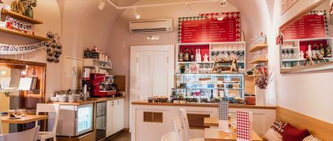 10% Ermäßigung im Bistro und Café