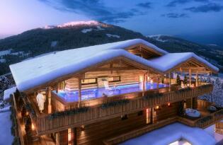Wellness- und Genussurlaub im schönsten Dorf Österreichs