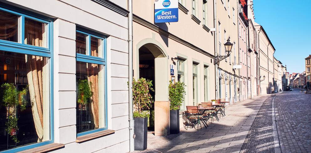 Best Western soibelmanns Lutherstadt Wittenberg-0