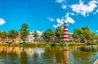 Wohltuende Auszeit in der royalen Stadt der Niederlande