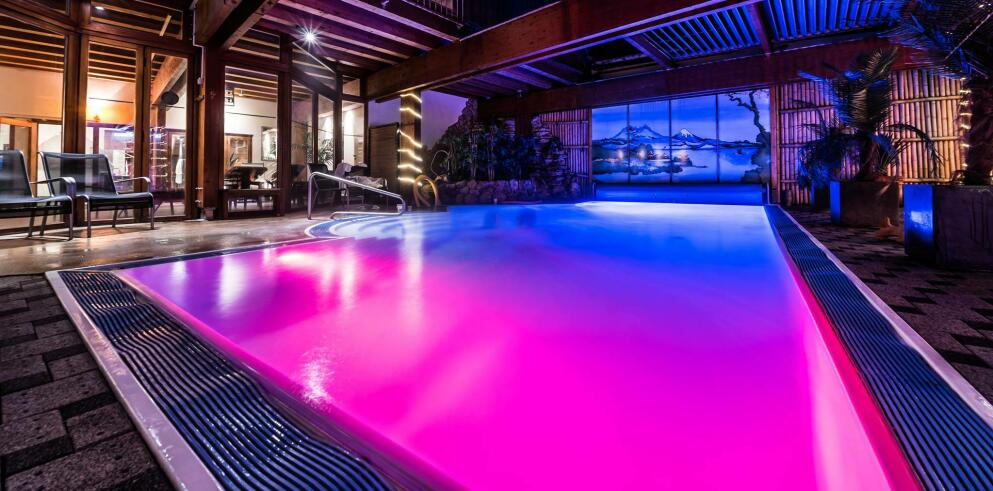 Mauritius Hotel und Therme 69486