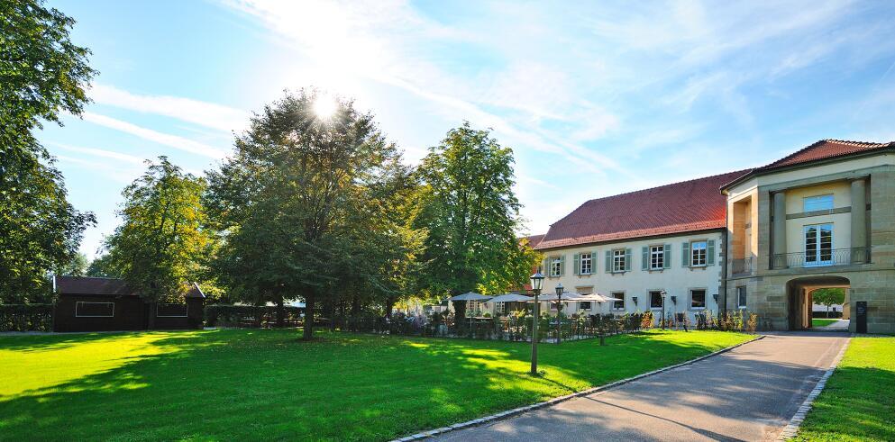Schlosshotel Monrepos 69505