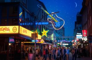 Kiezjungs – Kieztouren Hamburg inkl. Premium Hotel