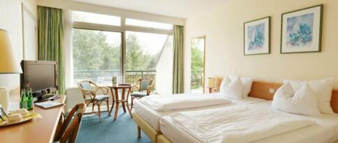 Hotelzimmer für 2 Personen