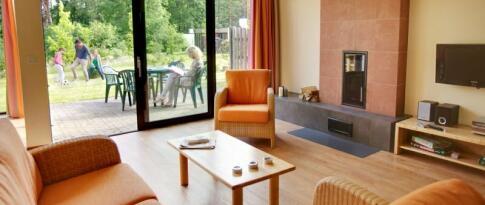 Eden-Premium-Ferienhaus für bis zu 4 Personen