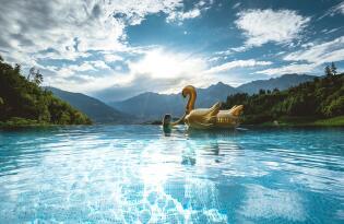 Traumurlaub in den italienischen Alpen