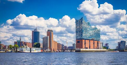 Aktivitäten in Hamburg