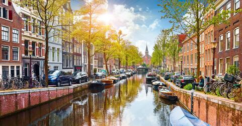 Holiday Inn Express Amsterdam – Sloterdijk Station