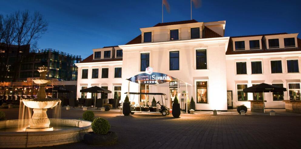 Hotel Savarin 7061