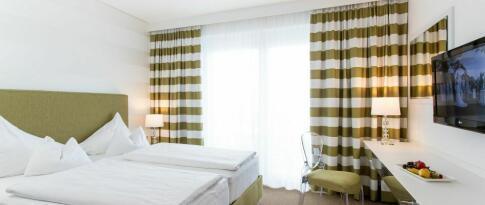 Doppelzimmer Comfort Morgensonne